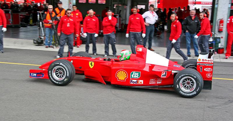 Ferrari Racing Days – poprvé v Brně: - fotka 117