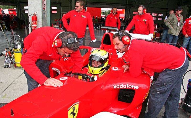 Ferrari Racing Days – poprvé v Brně: - fotka 123