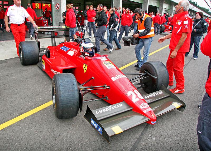 Ferrari Racing Days – poprvé v Brně: - fotka 124