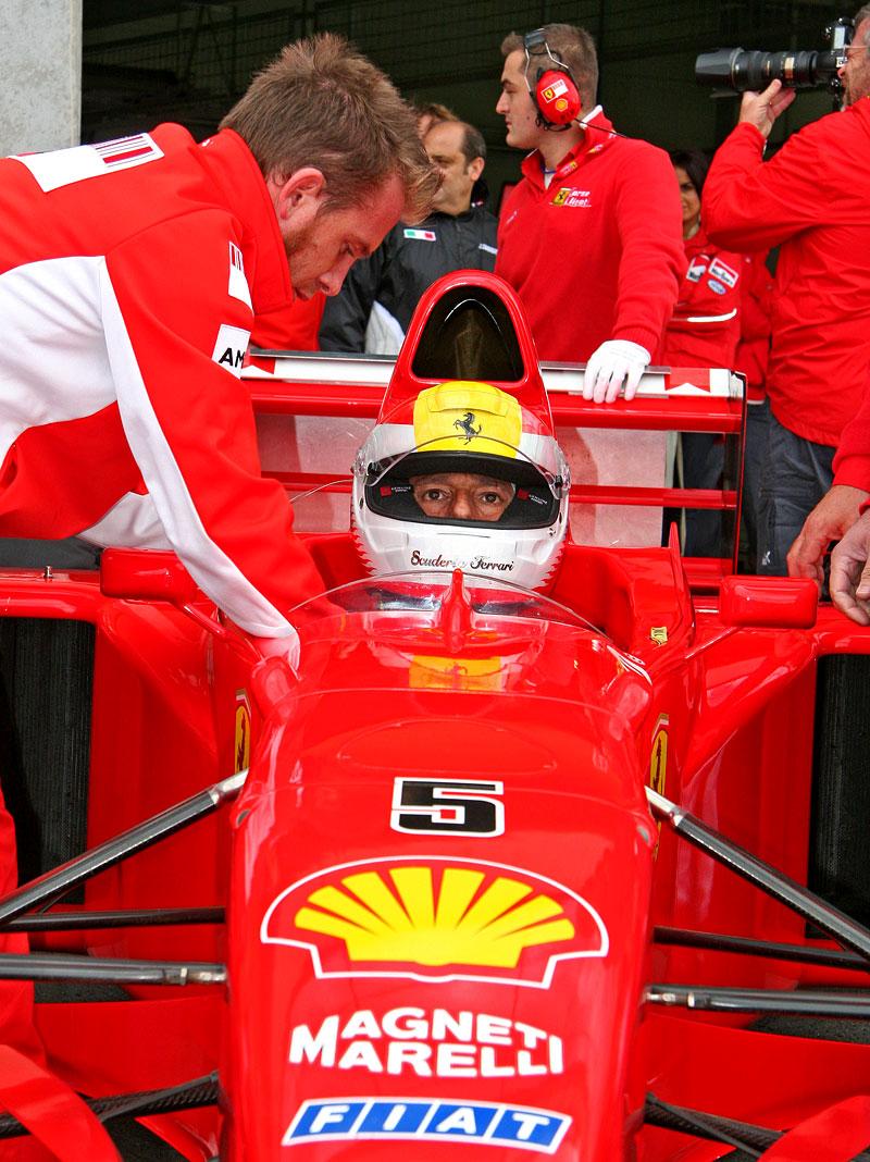 Ferrari Racing Days – poprvé v Brně: - fotka 127