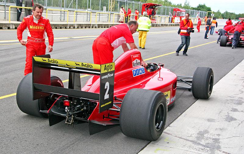 Ferrari Racing Days – poprvé v Brně: - fotka 132