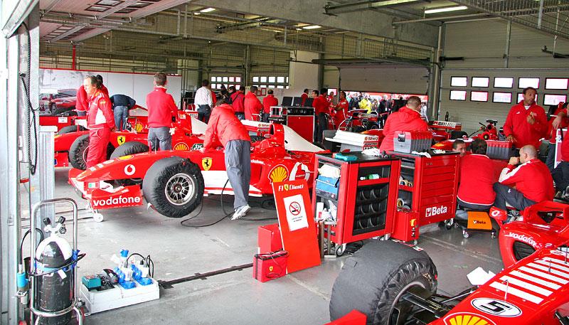Ferrari Racing Days – poprvé v Brně: - fotka 133