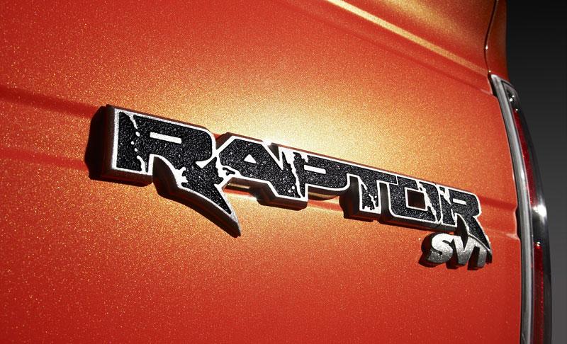 SEMA: Ford F-150 SVT Raptor: - fotka 34