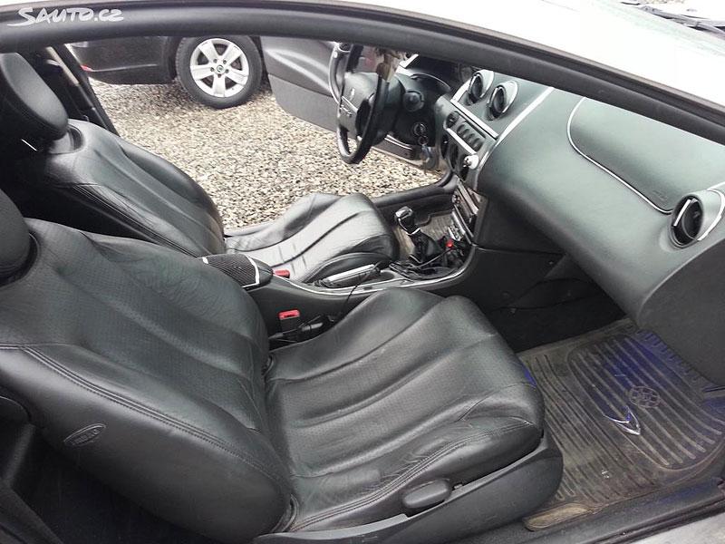 Benzinkový tuning ještě nevymřel. Co říkáte na tento Ford Cougar?: - fotka 4