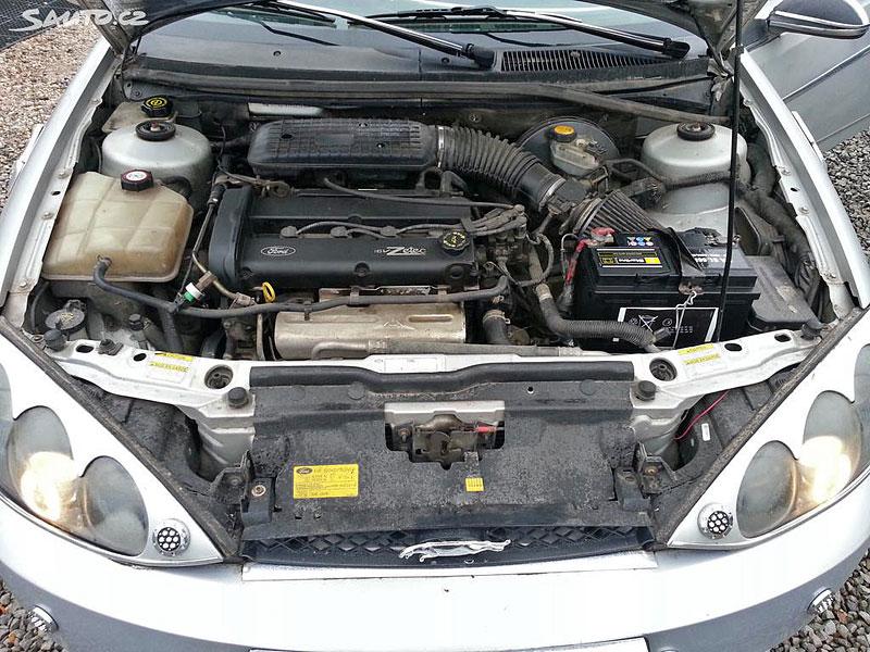 Benzinkový tuning ještě nevymřel. Co říkáte na tento Ford Cougar?: - fotka 18