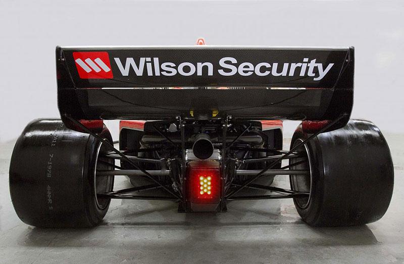 Super5000: Protinožci se velkých motorů nevzdávají ani ve formulích: - fotka 5