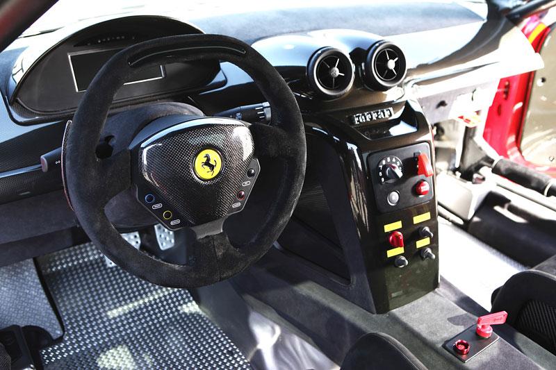 Ferrari 599XX: Massa za volantem (+video): - fotka 40