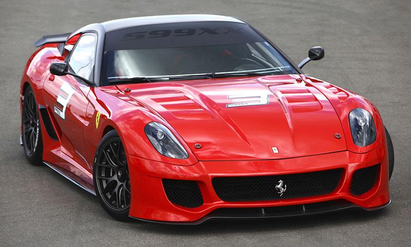 Ferrari 599XX: Massa za volantem (+video): - fotka 43