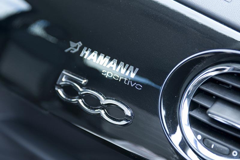 Fiat 500 od Hamann Motorsports: - fotka 2