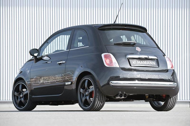 Fiat 500 od Hamann Motorsports: - fotka 14