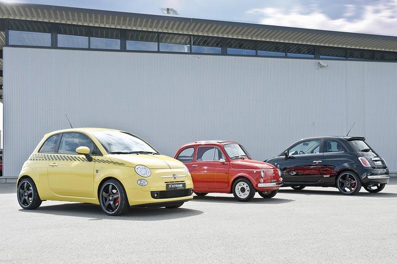 Fiat 500 od Hamann Motorsports: - fotka 18