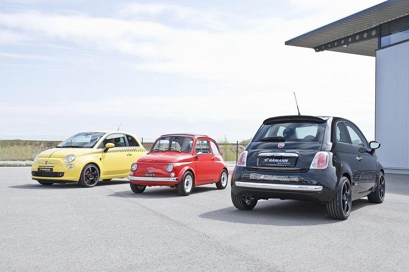 Fiat 500 od Hamann Motorsports: - fotka 20