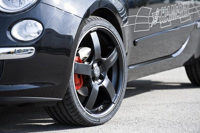 Fiat 500 od Hamann Motorsports: - fotka 23