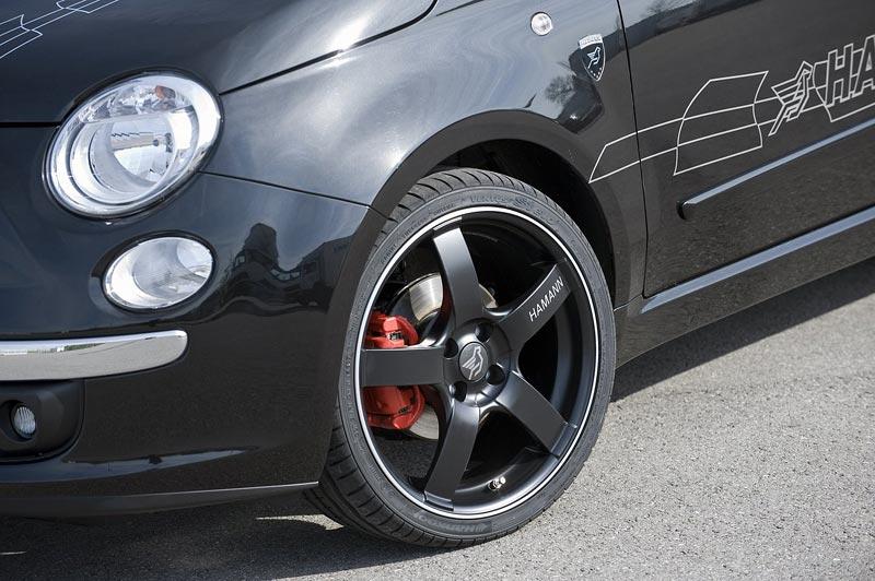 Fiat 500 od Hamann Motorsports: - fotka 24