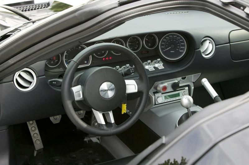 GeigerCars Ford GT: americké svaly a německé čáry: - fotka 1
