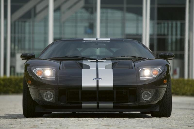 GeigerCars Ford GT: americké svaly a německé čáry: - fotka 2