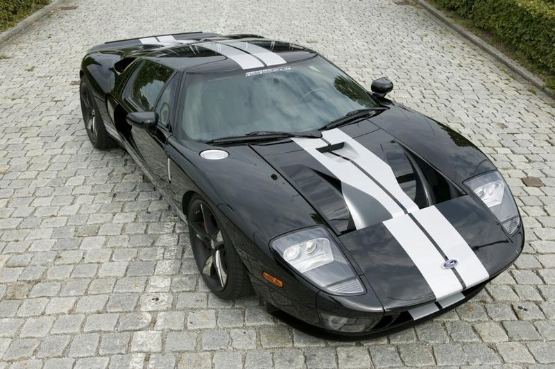 GeigerCars Ford GT: americké svaly a německé čáry: - fotka 3