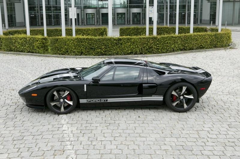 GeigerCars Ford GT: americké svaly a německé čáry: - fotka 8