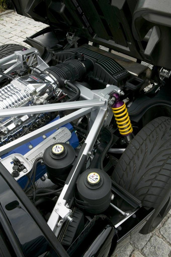 GeigerCars Ford GT: americké svaly a německé čáry: - fotka 11