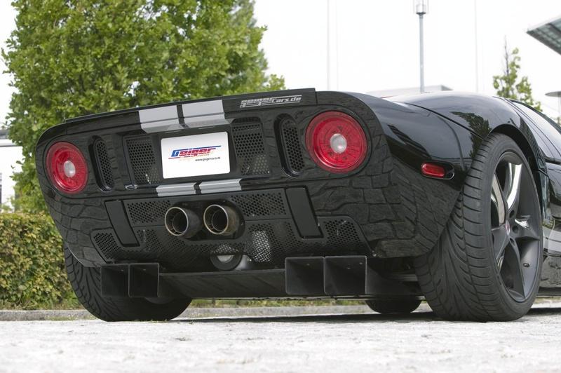 GeigerCars Ford GT: americké svaly a německé čáry: - fotka 12