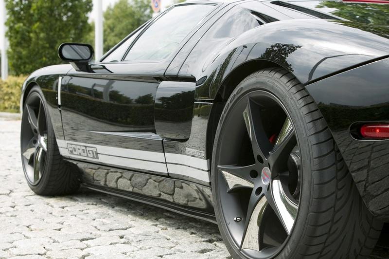 GeigerCars Ford GT: americké svaly a německé čáry: - fotka 15