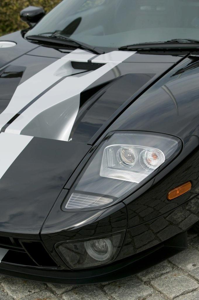 GeigerCars Ford GT: americké svaly a německé čáry: - fotka 16