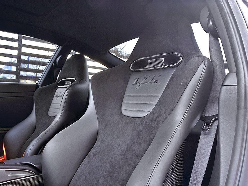Gemballa Avalanche GTR 800 EVO-R: když standardní Turbo nestačí: - fotka 1
