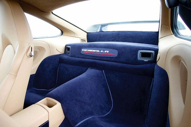 Gemballa Avalanche 600 GT2 EVO: více výkonu pro přeplňovaná Porsche: - fotka 2