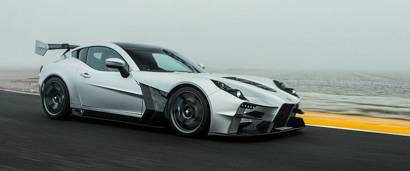 Firma Ginetta představila superauto. Má závodní techniku a bude hodně drahé: - fotka 9