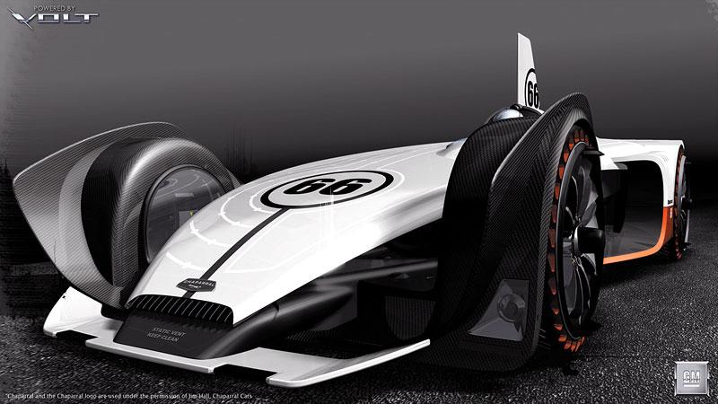 L.A. Design Challenge: GM Chaparral Volt: - fotka 3