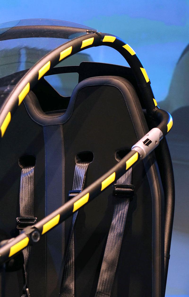 Segway Project P.U.M.A. - vozítko s dvěma koly na jedné ose: - fotka 14