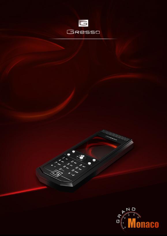 Gresso Grand Monaco: konečně mobil pro fandy okruhových speciálů: - fotka 3