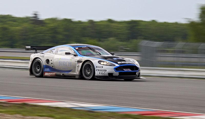 FIA GT1 v Brně: výsledky, velká galerie a povídání s Hansem Reiterem: - fotka 4