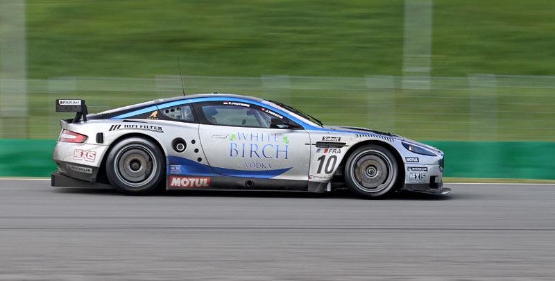 FIA GT1 v Brně: výsledky, velká galerie a povídání s Hansem Reiterem: - fotka 5