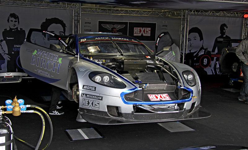 FIA GT1 v Brně: výsledky, velká galerie a povídání s Hansem Reiterem: - fotka 6