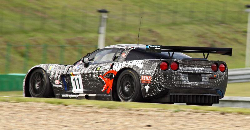 FIA GT1 v Brně: výsledky, velká galerie a povídání s Hansem Reiterem: - fotka 7