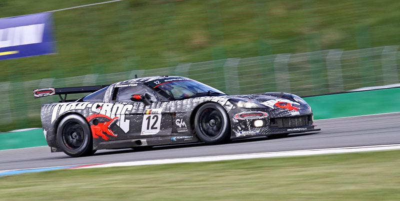 FIA GT1 v Brně: výsledky, velká galerie a povídání s Hansem Reiterem: - fotka 14