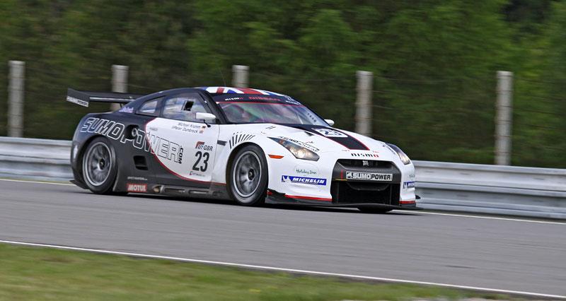 FIA GT1 v Brně: výsledky, velká galerie a povídání s Hansem Reiterem: - fotka 33