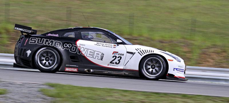 FIA GT1 v Brně: výsledky, velká galerie a povídání s Hansem Reiterem: - fotka 34