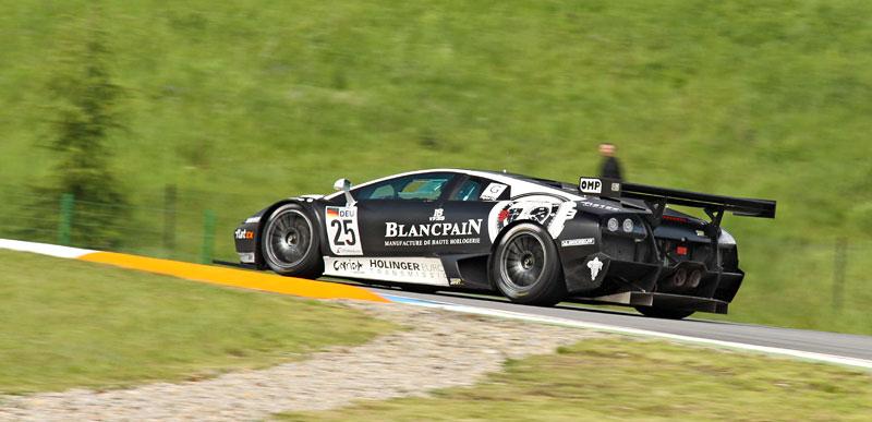 FIA GT1 v Brně: výsledky, velká galerie a povídání s Hansem Reiterem: - fotka 41
