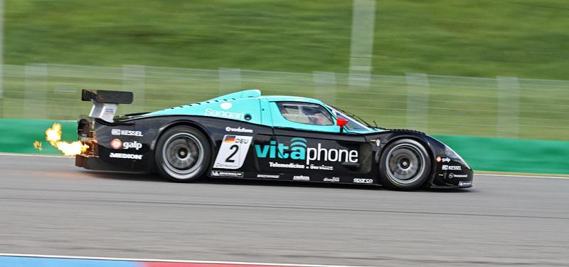 FIA GT1 v Brně: výsledky, velká galerie a povídání s Hansem Reiterem: - fotka 49
