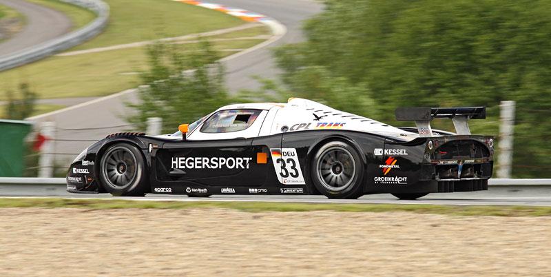 FIA GT1 v Brně: výsledky, velká galerie a povídání s Hansem Reiterem: - fotka 51
