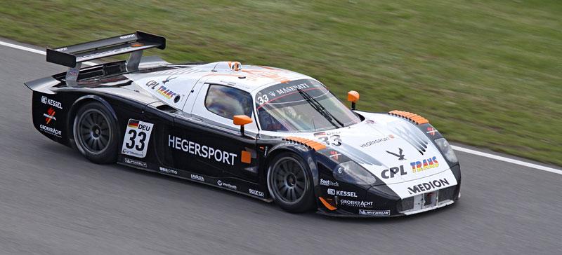 FIA GT1 v Brně: výsledky, velká galerie a povídání s Hansem Reiterem: - fotka 55