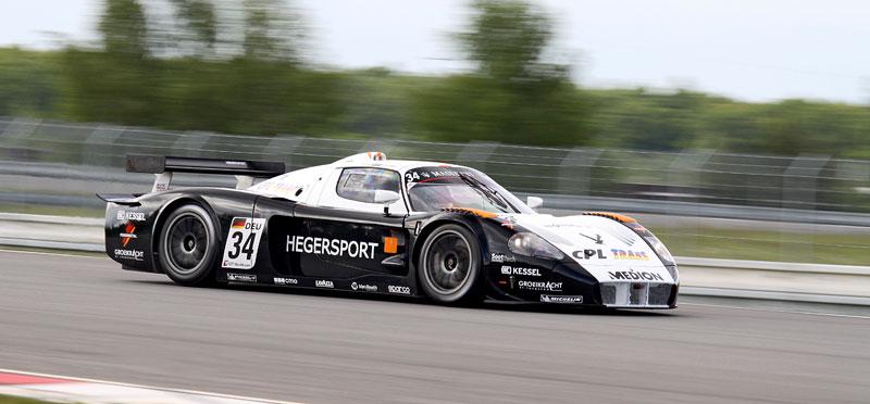 FIA GT1 v Brně: výsledky, velká galerie a povídání s Hansem Reiterem: - fotka 59