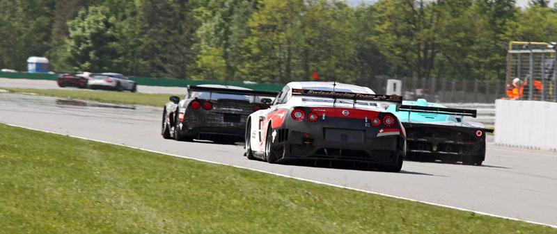 FIA GT1 v Brně: výsledky, velká galerie a povídání s Hansem Reiterem: - fotka 72