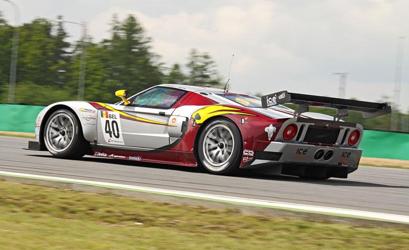 FIA GT1 v Brně: výsledky, velká galerie a povídání s Hansem Reiterem: - fotka 77