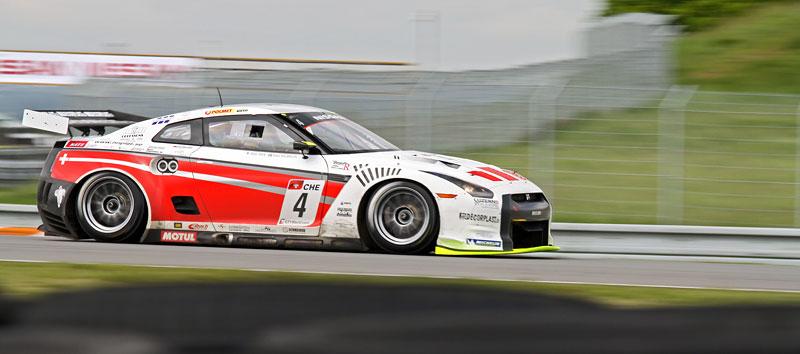FIA GT1 v Brně: výsledky, velká galerie a povídání s Hansem Reiterem: - fotka 85