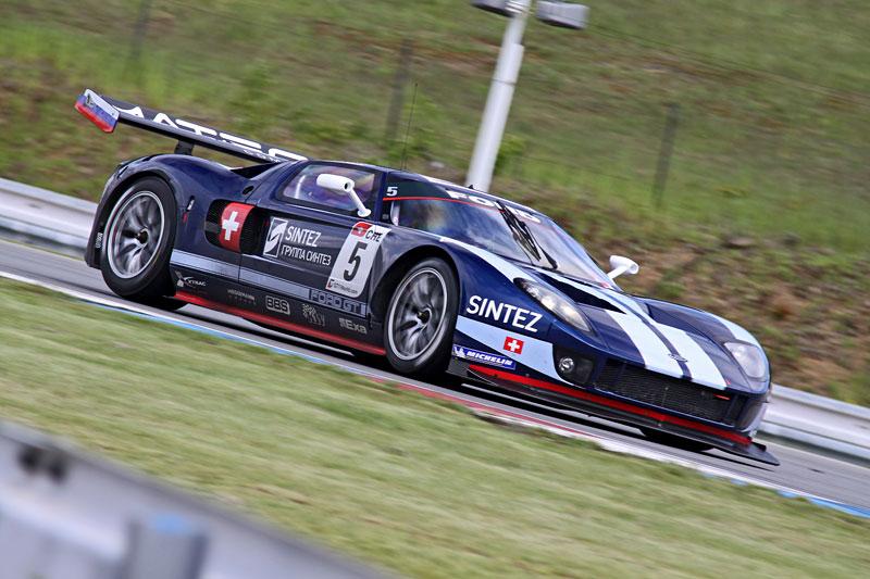 FIA GT1 v Brně: výsledky, velká galerie a povídání s Hansem Reiterem: - fotka 91