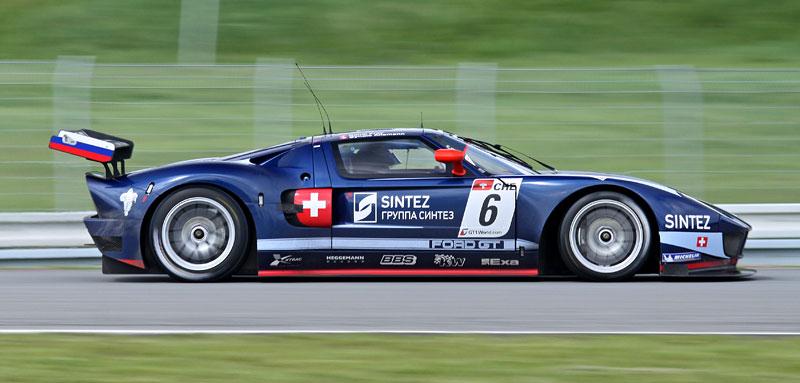 FIA GT1 v Brně: výsledky, velká galerie a povídání s Hansem Reiterem: - fotka 96