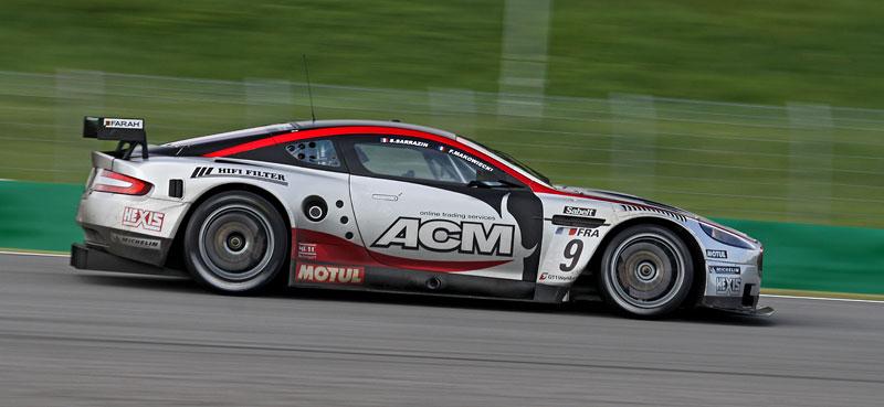 FIA GT1 v Brně: výsledky, velká galerie a povídání s Hansem Reiterem: - fotka 112